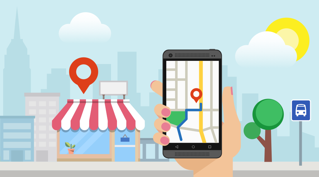 Google My Business per le piccole imprese