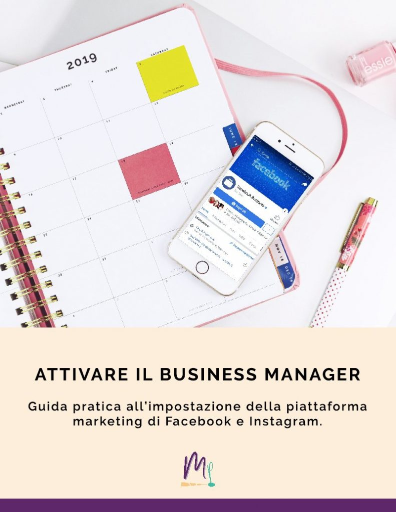 business manager di facebook