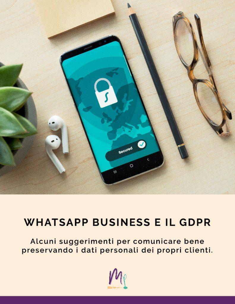 whatsapp business gdpr